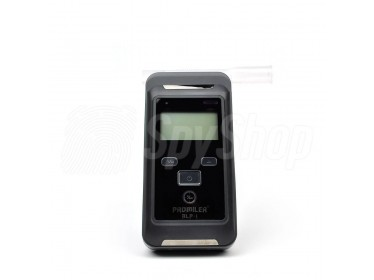 Highly accurate certified breathalyzer Sentech ALP-1