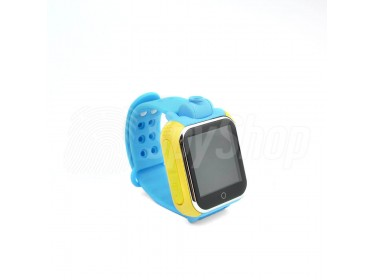 GPS watch for a child with GSM communication and SOS functions - GPS W4