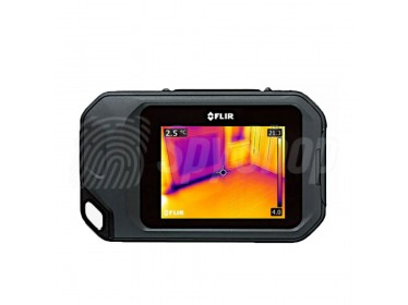 Flir C2 - the first thermal imaging camera with extremely tiny dimensions and high accuracy