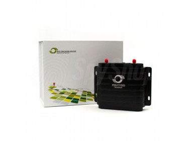 GPS tracker for a car MVT600 - with a fuel cut-off - anti-theft protection for vehicles