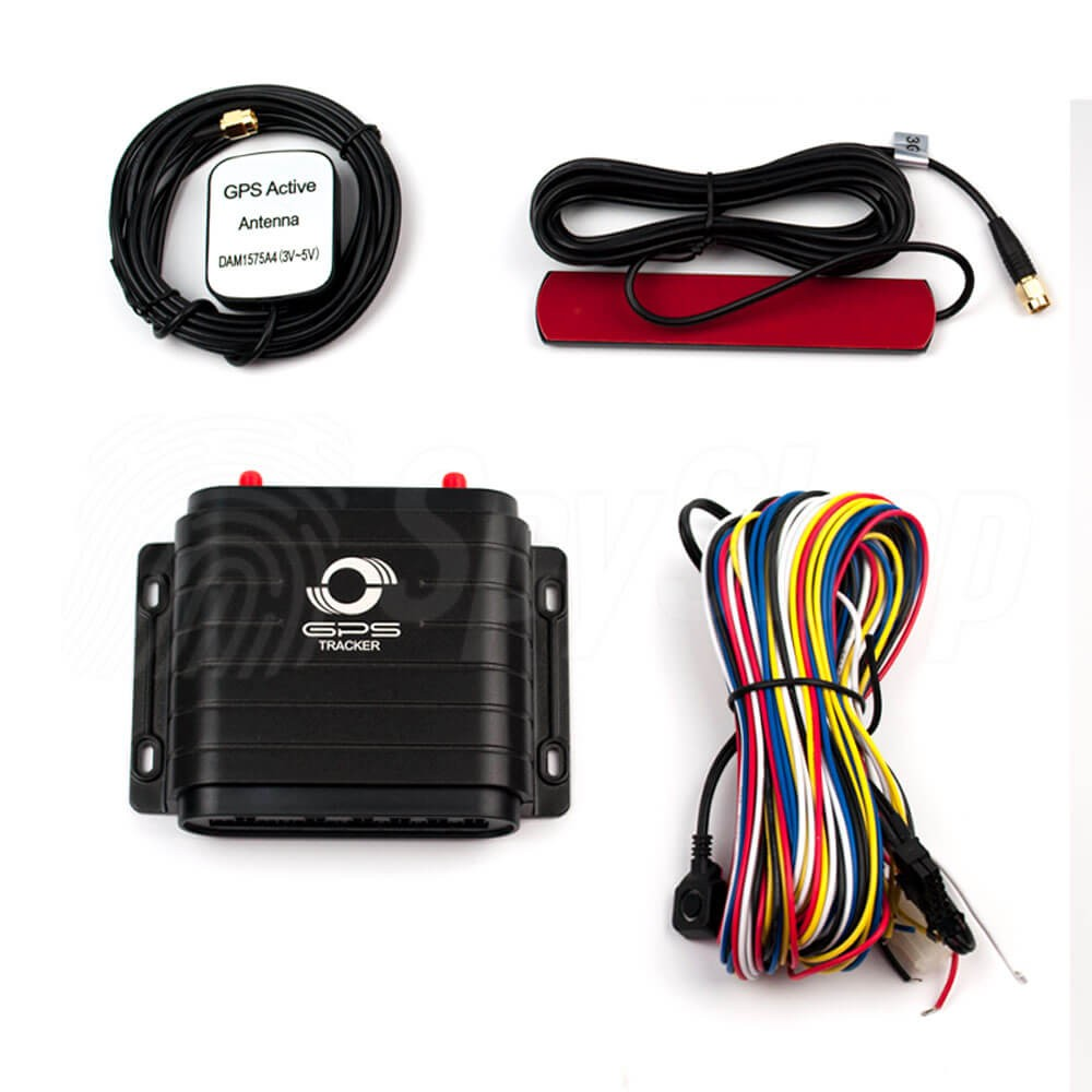 gps tracker for a car mvt600 with a fuel cut off anti