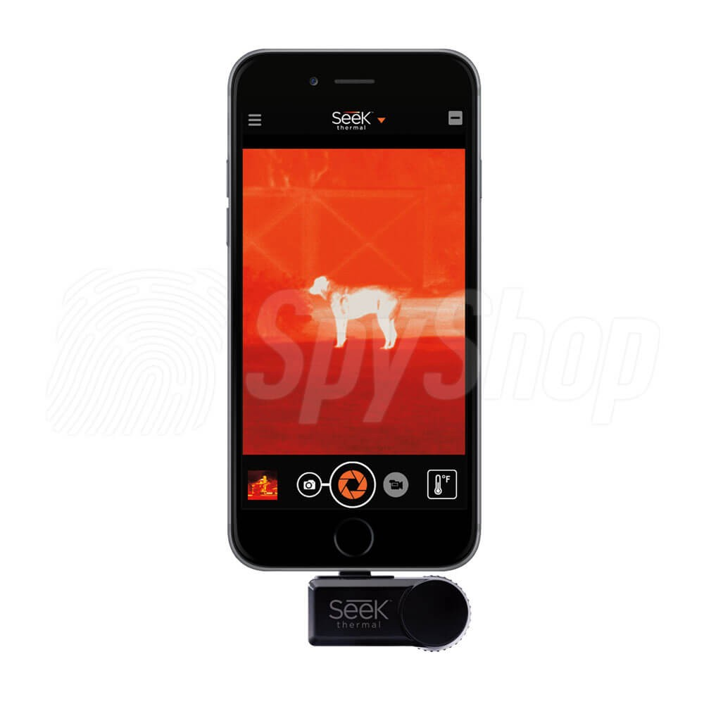 Thermal Camera Dedicated For Your Smartphone With
