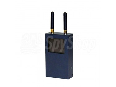 RF monitoring system ST-154 - detection of digital and analog transmitters