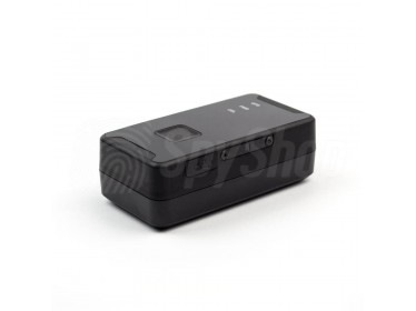 In-car GPS locator GL300W with GSM connection and route archives