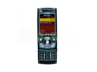 Encrypted mobile phone - XCell Dynamic IMEI V3 with anti-interception function