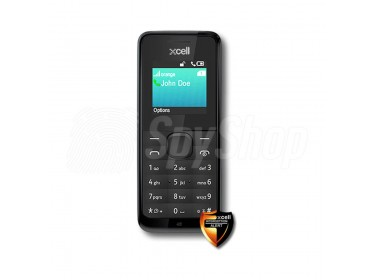 Stealth phone - XCell Basic Dual SIM v2 for tapping detection