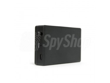 IP DVR Lawmate PV-500L4i with motion detection and long operation time