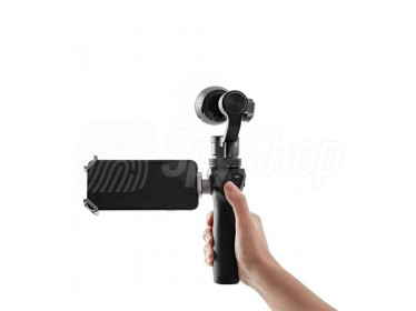 Action cam Gimbal DJI Osmo Plus with a 3-line image stabilizer and variable adjustment