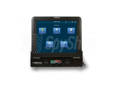 Forensic software UFED InField Kiosk Ultimate for data extracion from mobile devices
