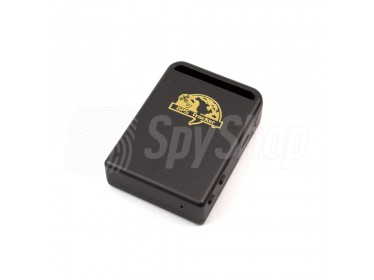 Mini GPS tracker TK102 with Geofencing function and waterproof case