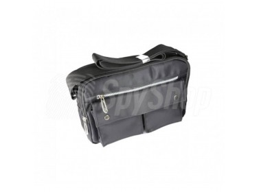 Bag camera - Lawmate CM-HB18HD discreetly hidden in an elegant suitcase