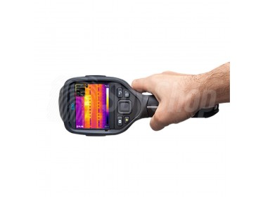 Thermographic camera Flir E40/bx for precise measurements