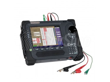 Talan 3.0 System for telephone  line analysis and detection of analog and digital wiretaps  in VoIP telephones system