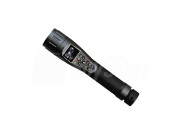 Camera torch PV-LG60HD for day and night observation with HD resolution