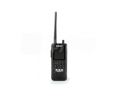 Digital radio scanner Uniden 3600XLT for radio frequencies, air bands and walkie-talkies