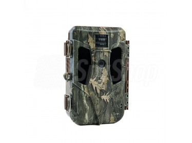 Wildlife motion camera Ereagle E2 with IR illuminator and recording schedule