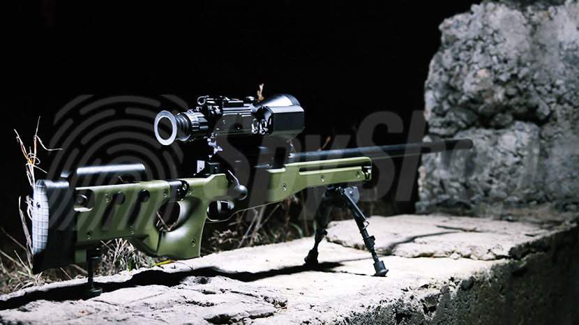 Thermal imaging sight Legat R Smart