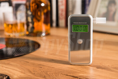 Alcohol breath tester sentech-al-7000